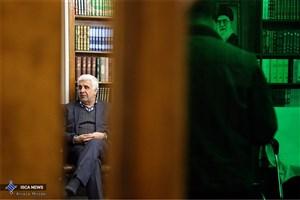 دیداردکتر فرهادرهبر وهیئت رئیسه دانشگاه آزاداسلامی باتنی چندازمراجع عظام تقلید درقم