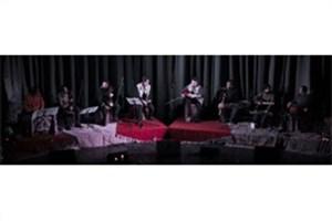 کنسرت «باغ بیبرگی» در ارسباران