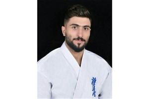 درخشش دانشجوی دانشگاه آزاد اسلامی واحد لاهیجان در مسابقات جهانی کاراته