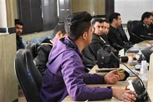 برگزاری میزگردی نقش رسانه در پیشگیری از سوء مصرف مواد مخدردر دانشگاه آزاد اسلامی واحد بوکان