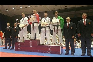 Garmsar IAU Ranks 3rd in Kyokushin Karate European Cup