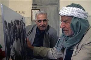 حاتمی کیا با مستند «چشم جنگ» در جشنواره راه آهن حضور یافت