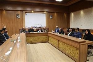 تفاهمنامه همکاری بین دانشگاه آزاداسلامی تربت حیدریه و اداره فرهنگ و ارشاد