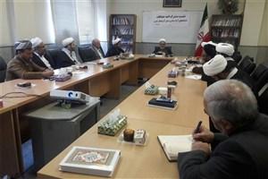 نشست مشترک ائمه جماعت دانشگاه های آزاد استان آذربایجان غربی