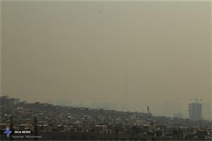 کیفیت هوای مشهد در شرایط ناسالم قرار گرفت