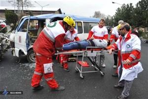 برف و کولاک در 9 استان کشور/انتقال 235 مصدوم به مراکز درمانی