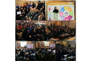 مرحله استانی و نهایی «تِد» در دانشگاه آزاد اسلامی اراک برگزار شد