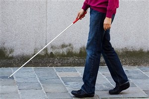 تولید دستگاه یابنده اجسام برای نابینایان