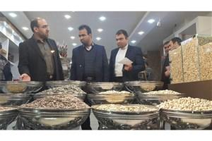آجیل فروشیهای گران فروش در آستانه شب یلدا پلمب شدند