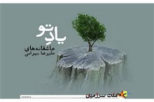 رونمایی از چاپ دوم «یاد تو» در شب یلدا