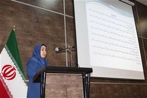 برگزاری سومین همایش ملی مباحث نوین در حسابداری، مدیریت و کارآفرینی در دانشگاه آزاد اسلامی واحد مینودشت