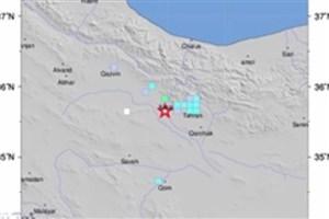 آخرین وضعیت زلزله تهران