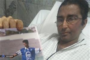 نوروزی: خانواده سعید پازخ هیچ نگرانی بابت هزینه های درمان نداشته باشند/ امیدواریم قطع پا منتفی شود