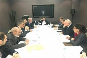 مذاکره جابری انصاری با نماینده ویژه سازمان ملل در امور سوریه