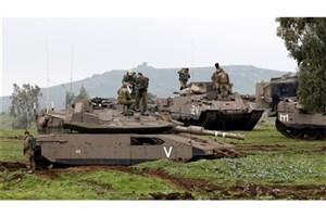 استراتژی رژیم صهیونیستی  در درگیری های سوریه / حضور ایران در جولان تن اسراییل را می لرزاند