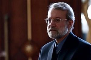 پیام تسلیت لاریجانی در پی حادثه اخیر سنندج