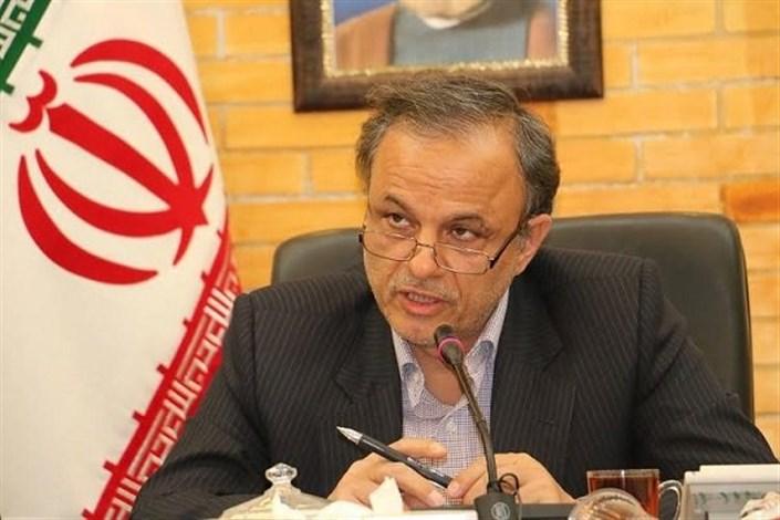 علیرضا رزم حسینی استاندار کرمان