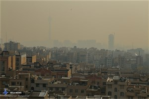 هوای تهران برای ششمین روز پیاپی ناسالم است