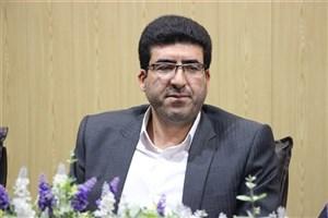 خیز دانشگاه آزاد واحد رفسنجان برای مقابله با ریزگردها در بهمن ماه