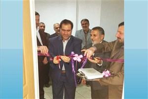 خانه نشریات دانشجویی دانشگاه آزاد اسلامی استان قم افتتاح شد