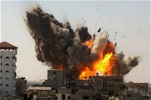 حمله خمپارهای مزدوران عربستان  به جنوب یمن
