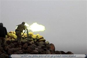 دو  گروه تروریستی به جان هم افتادند+تصاویر