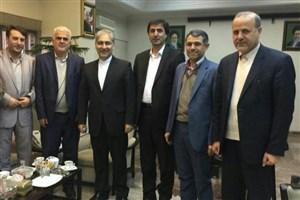 درخواست مجمع نمایندگان استان اردبیل از معاون سیاسی وزیر کشور