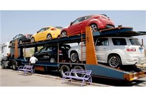 ۷۳۵۰ خودرو در بهمن ماه وارد کشور شد+جدول