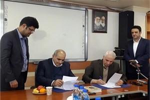 قرارداد پژوهشی طراحی و ساخت دستگاه کنترل نمونهگیر خودکار امضا شد