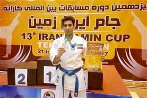 Mobarakeh IAU Student Runner-Up in Iran Zamin Cup