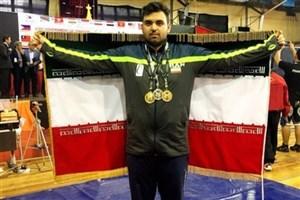 Sanandij SAMA IAU Becomes Champion in Asia Zurkhaneh, Palahvani Wrestling C'ship
