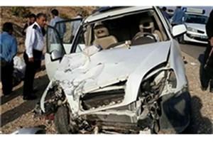 2 کشته و 5 مجروح بر اثر حادثه رانندگی در کرمانشاه