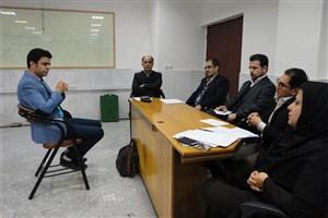 دومین آزمون جامع در دانشگاه آزاد واحد شیروان برگزار شد