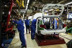 تولید ۲۵ خودروی سواری و سنگین جادهای متوقف شد