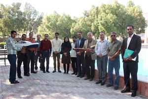 Bandar Abbas IAU Unveils Solar Boat