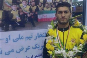 Khorramabad IAU Student Ranks 3rd in Int'l O-sport Champs in India