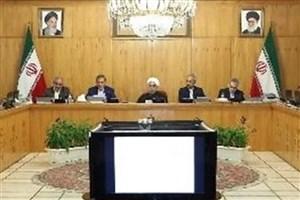 گزارشهای میدانی دستگاهها از مناطق سیل زده در دولت ارایه شد