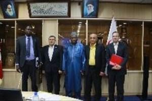 دعوت ایران از رییس مجلس سنگال برای شرکت کنفرانس مجالس سازمان همکاریهای اسلامی