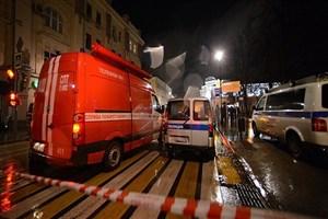 پوتین حادثه سن پترزبورگ را تروریستی خواند