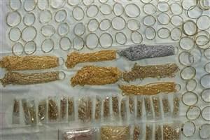 کشف ۶ کیلو طلای قاچاق از یک اتوبوس