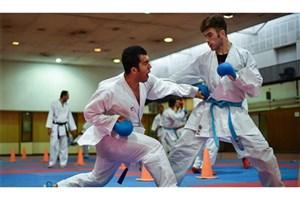 دومین مرحله اردوی آماده سازی تیم ملی کاراته  بزرگسالان آغاز شد