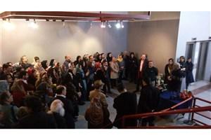 نمایشگاه «باغ ایرانی» در صبا رونمایی شد