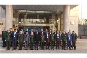 اعزام دو گروه به چین برای آموزش مقابله با تروریسم