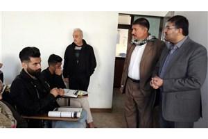 بازدید هیات اعزامی بنیاد سعدی از مراکز آموزش فارسی در عراق