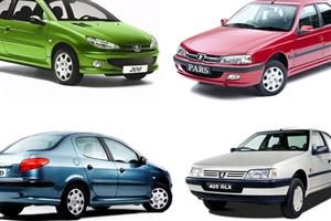 فروش محصولات ایران خودرو با مدل97
