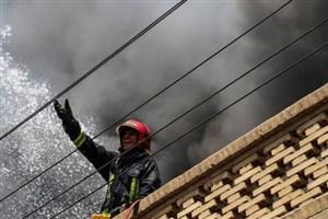 انفجار گاز در اصفهان 4 نفر  را مجروح کرد