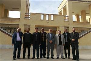 بازدید سرزده مسئولان استان اصفهان از دانشگاه آزاد واحد هرند