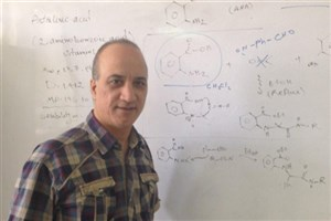 Shiraz IAU Professor Invents Smart Fire Extinguishing Ball