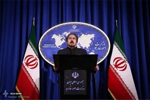 سخنگوی وزارت خارجه انفجارهای تروریستی امروز بغداد را محکوم کرد