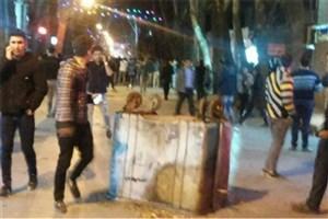 دستگیری تعدادی ازاغتشاشگران درخرم آباد